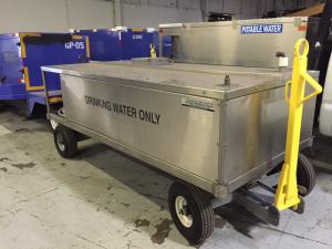 Phoenix WC400 Aircraft Potable Water Cart