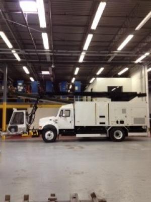 Intl Deice Truck