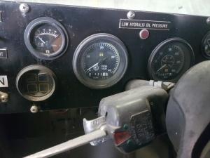 NMC- Wollard MB-4 Aircraft Tug/ Snow Plow Truck: Mileage