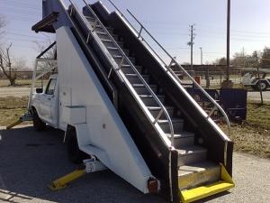 Aircraft Passenger Stairs