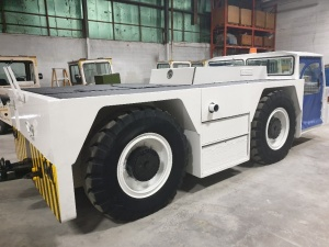 Simmons-Rand Paymover T400
