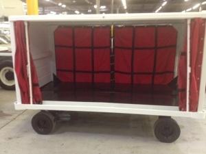 Bentz Baggage Cart