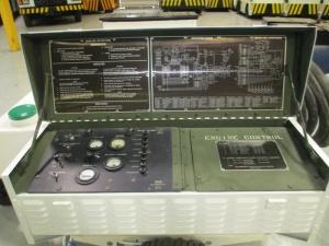 Tiernay MEP 362A 10KW/ 28 Volt GPU