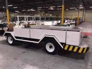 TLD 1410 Lav Truck
