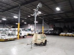 Airport Lighting Systems, Diesel 30' Light Tower