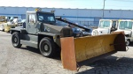 Snow Removal, MB-4 Aircraft Tug/ Snow Plow Truck; 11,000 lbs DBP, 12' Blade