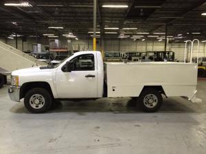 Aircraft Lav truck
