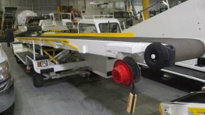 AMSS ECO-850 9M Aircraft Belt Loader