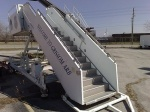 Aircraft Air Stairs, Boarding Stairs; 119 to 140-inches
