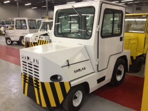 Harlan GHTDJ-40 Aircraft Tug/ Baggage Tractor
