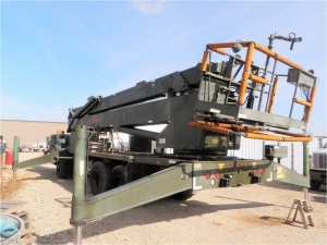 Condor MDL 125/S Boom Lift Truck
