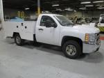 Lavatory Trucks, Gasoline; 300 W/ 200 B