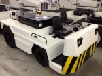 Baggage Tractors, Used Electric Light Aircraft Tug/ Baggage Tractor; 3,500 lbs DBP