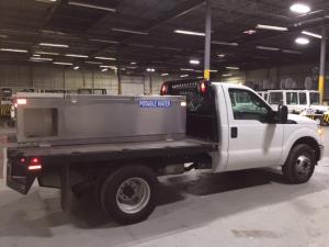Aero Specialties Potable water Truck